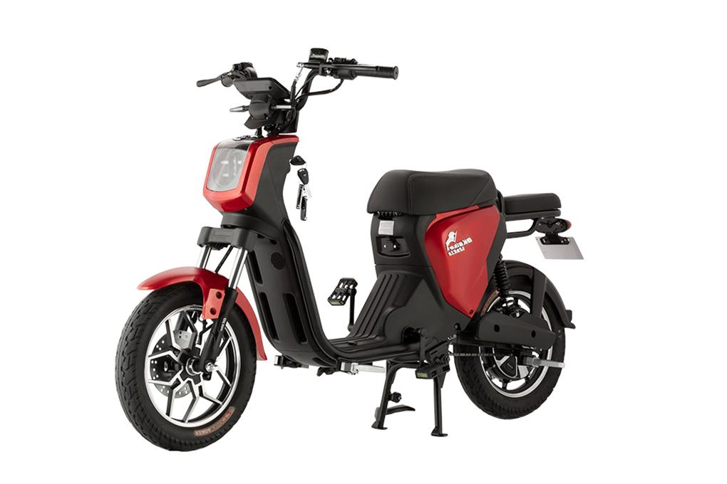 Xe đạp điện DK Sparta với thiết kế hiện đại, động cơ mạnh mẽ