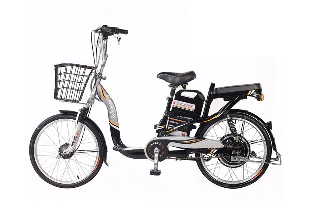 Xe đạp điện HITASA M22 thiết kế gọn nhẹ, động cơ mạnh mẽ và bền bỉ