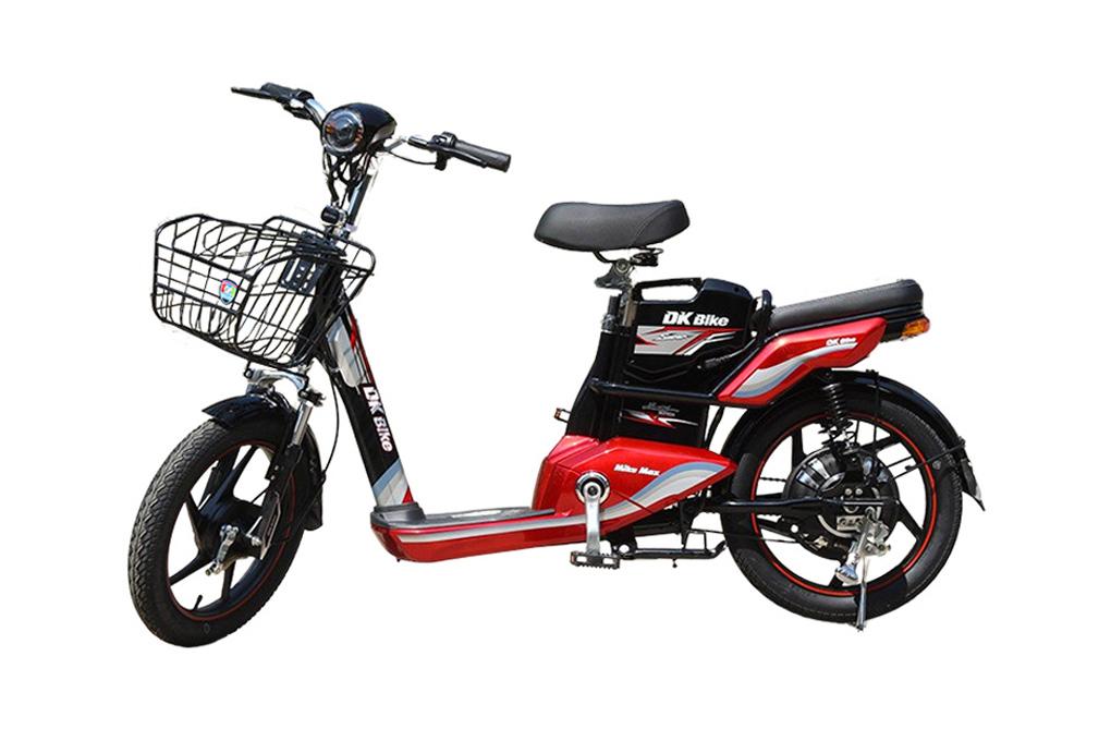 Xe đạp điện E-Bike Miku Max IV – Bánh 18 Inches với giá 11.900.000VND.