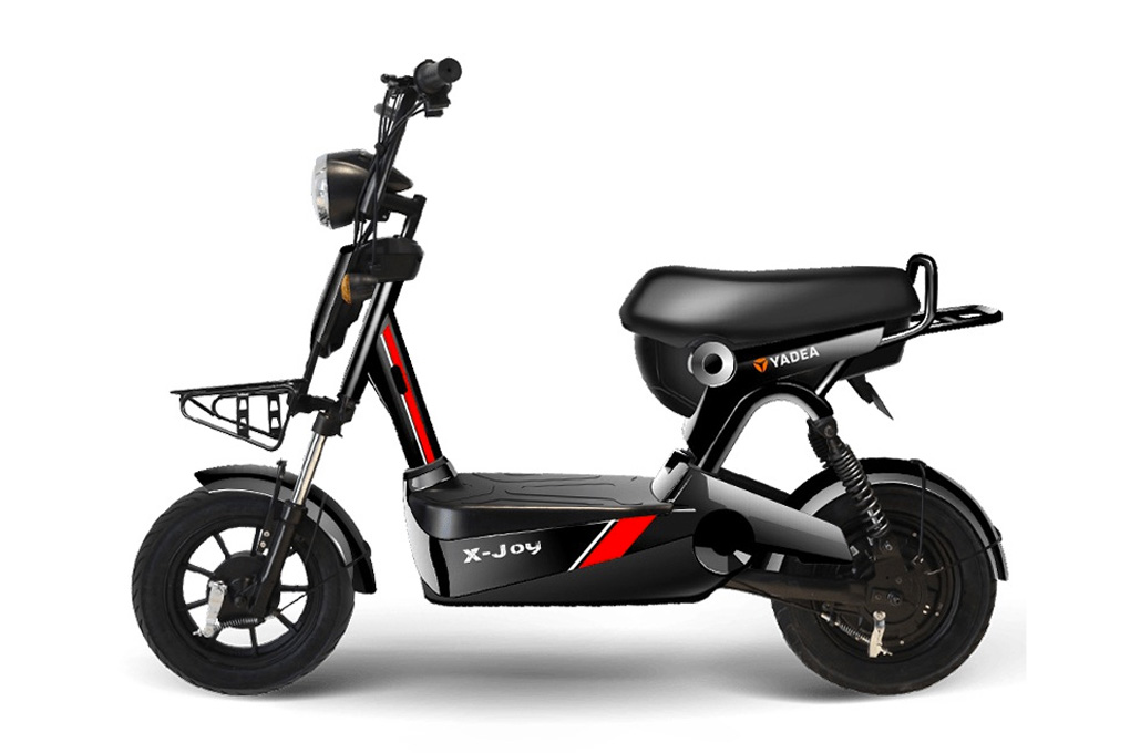 Xe máy điện YADEA X-Joy thiết kế thời trang và ấn tượng chỉ với giá 13.990.000VND