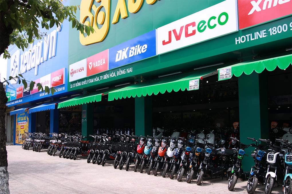 Không gian rộng lớn lên đến 570m2 tại mặt tiền đường Đồng Khởi, Biên Hoà