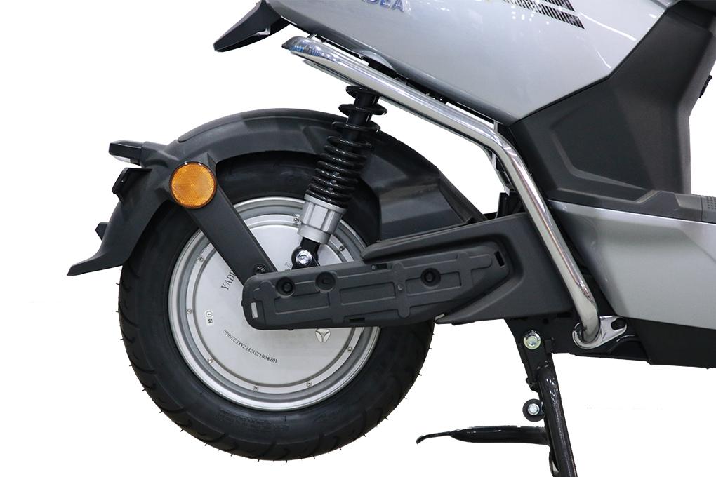 Xe máy điện YADEA E3 được trang bị động cơ YADEA GTR độc quyền cực kỳ êm ái