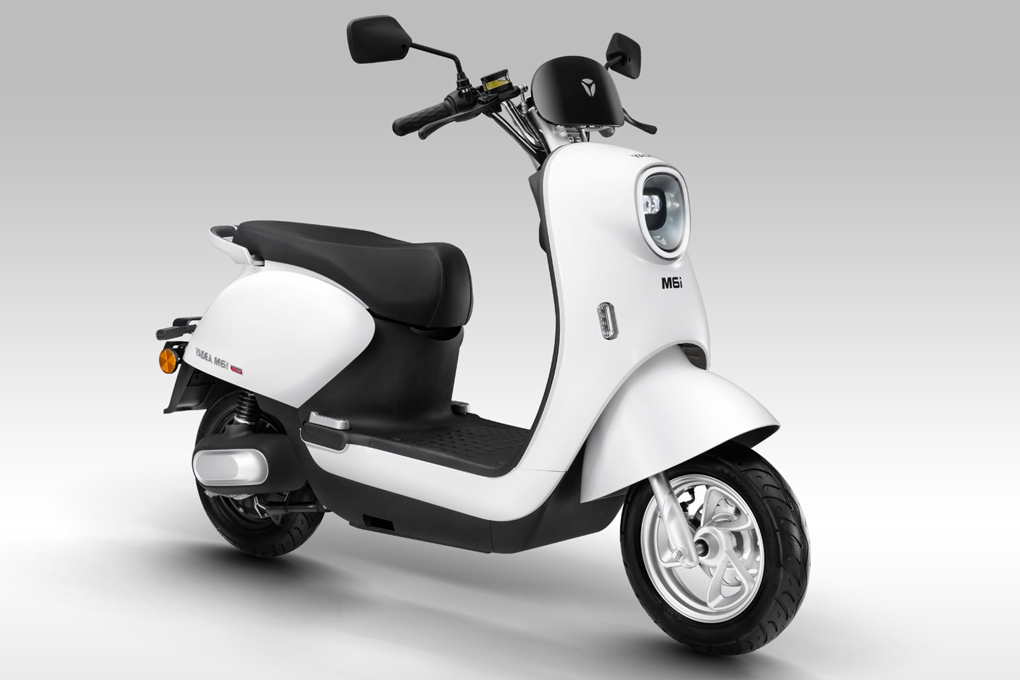 Xe máy điện YADEA M6i có phong cách thiết kế theo chuẩn Châu Âu