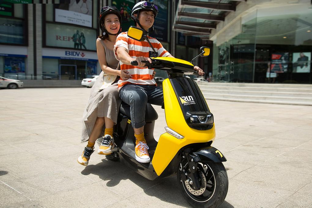 Xe máy điện YADEA Ulike có công suất và khả năng vận hành mạnh mẽ