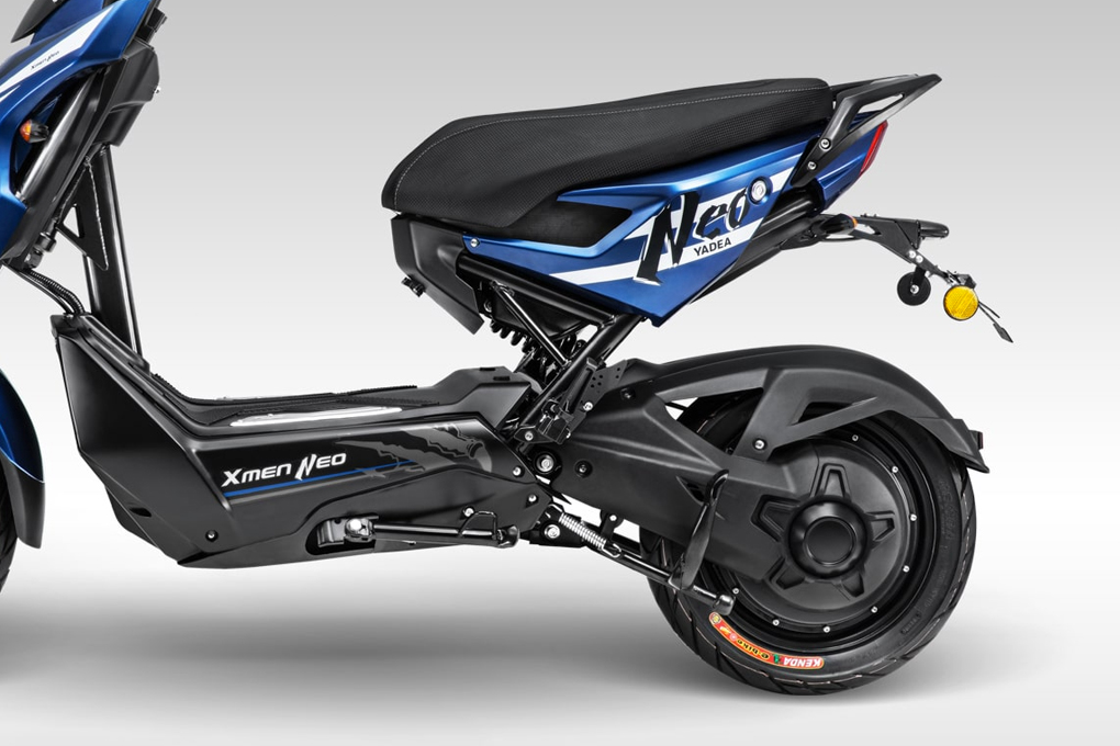 Xe máy điện YADEA X-men Neo sở hữu động cơ mạnh mẽ và khả năng vận hành khinh ngạc