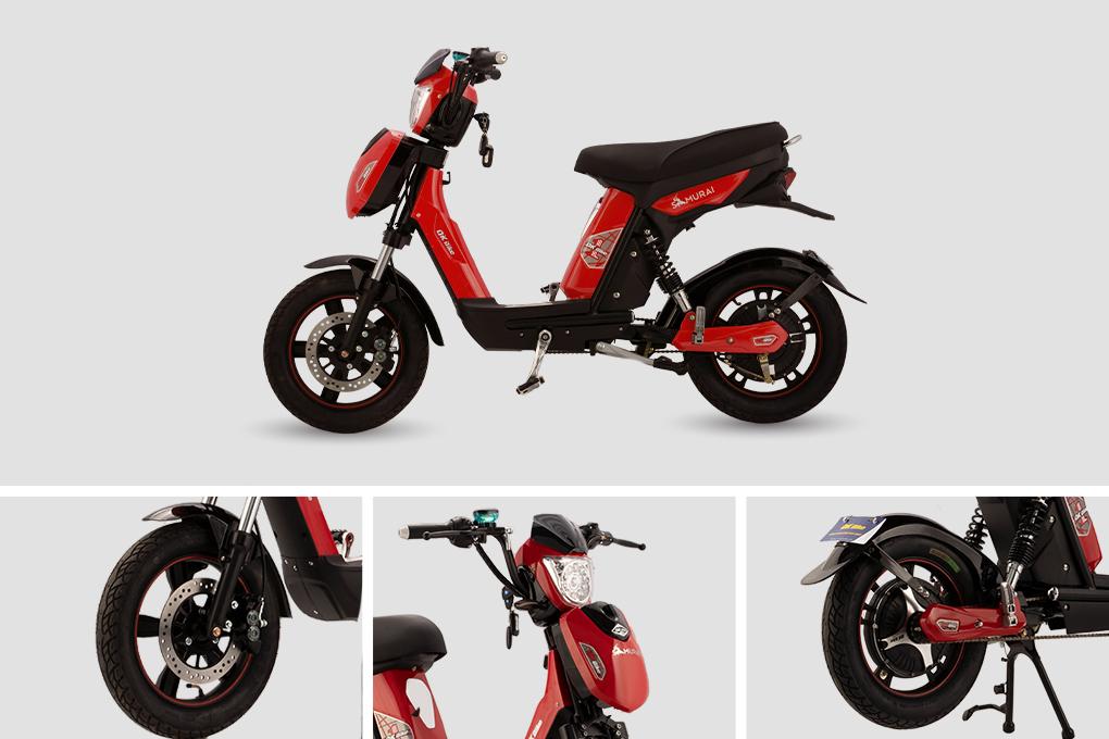 Xe Đạp Điện E-BIKE DK Samurai III – Bánh 16 Inches có giá 14.190.000VND