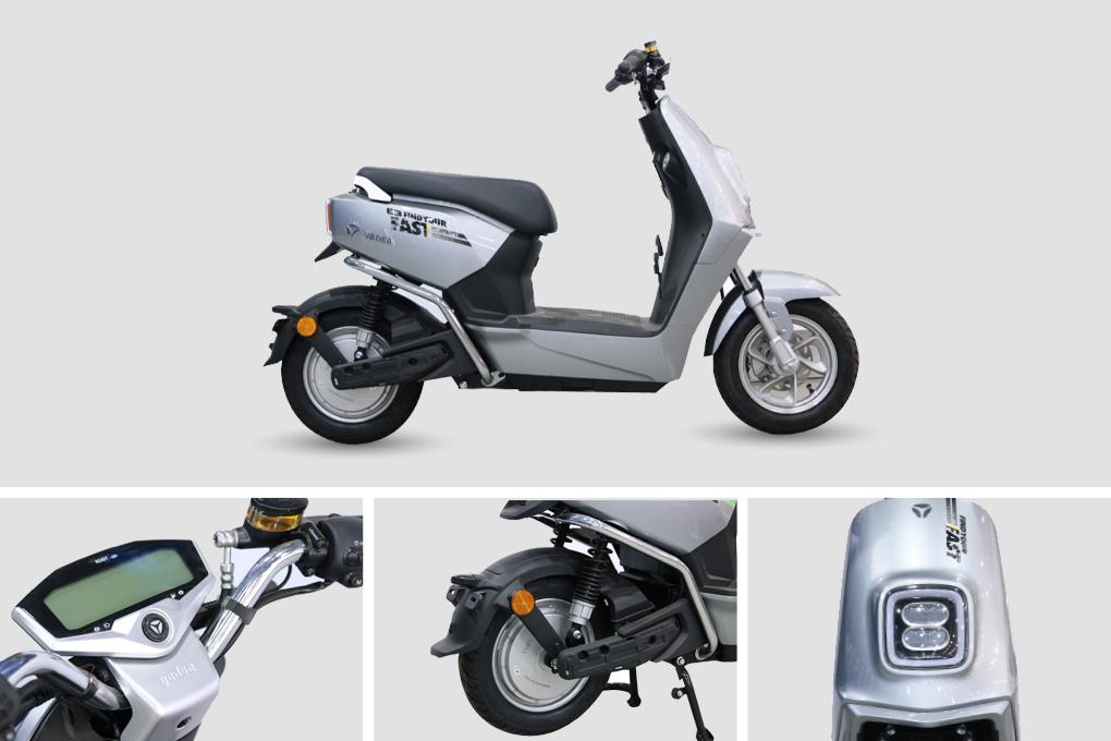 Xe máy điện YADEA E3 nhỏ gọn chỉ với giá 16.490.000VND