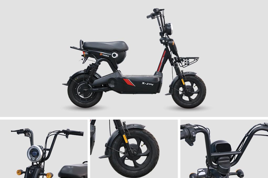 Xe máy điện YADEA X-Joy với giá chỉ 14.490.000VND