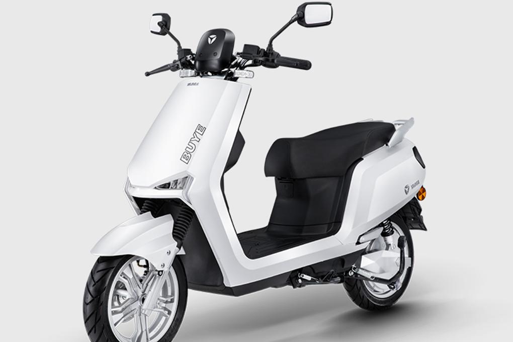 Đường nét thiết kế ấn tượng của xe máy điện YADEA BuyE