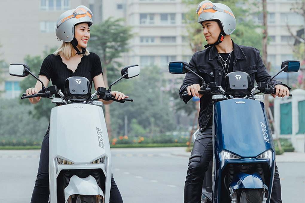 Xe máy điện YADEA BuyE làm hài lòng đại đa số người dùng Việt Nam