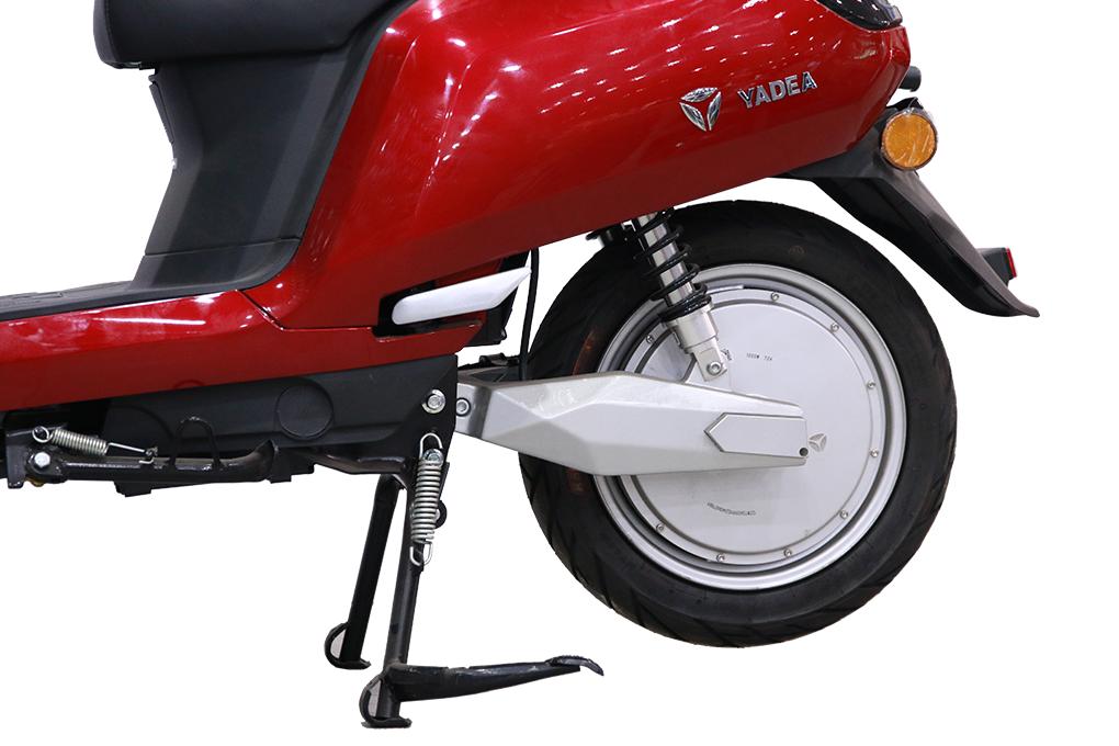 Xe máy điện YADEA BuyE sở hữu động cơ mạnh mẽ cùng công nghệ chống nước IPX6 hoàn hảo
